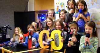 100.sendung Morgenmuffel Radio Grundschule Heiligenhaus