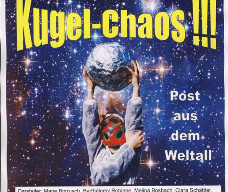 Filmprojekt Kugel Chaos Grundschule Heiligenhaus
