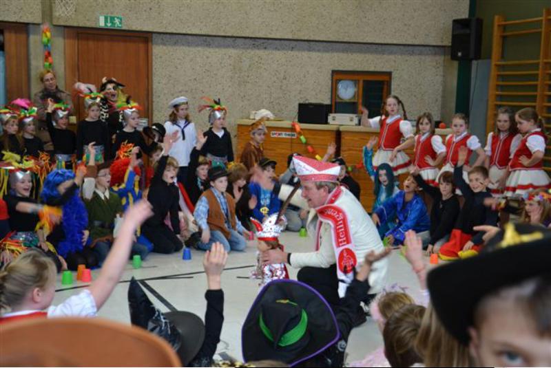Karneval Prinz Grundschule Heiligenhaus