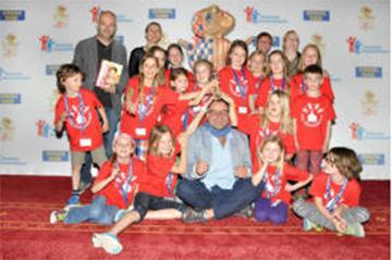 Preisverleihung Goldene Goere Grundschule Heiligenhaus