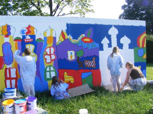 Projekt Hundertwasser Grundschule Heiligenhaus