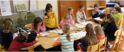 Radio Berg Zu Gast Grundschule Heiligenhaus Morgenmuffel Radio
