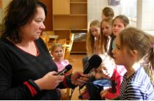 Radio Berg Zu Gast Morgenmuffel Radio Grundschule Heiligenhaus