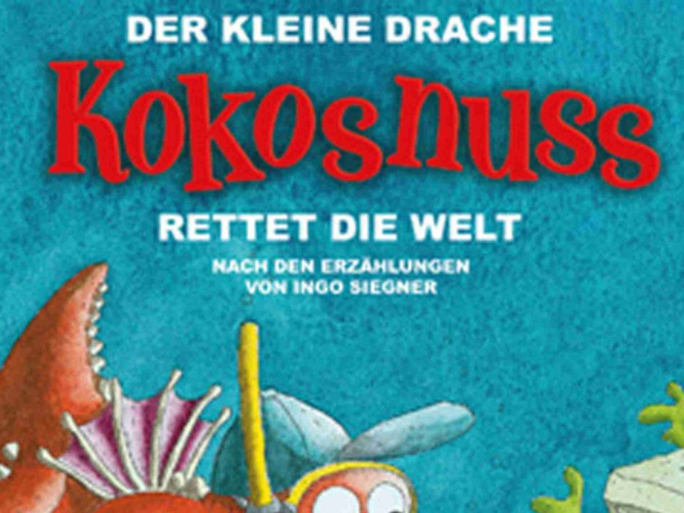 Theaterbesuch Der Kleine Drache Kokosnuss Rettet Die Welt