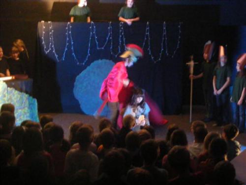Theaterprojekt Sankt Martin Grundschule Heiligenhaus